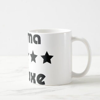 mama deluxe icon coffee mug