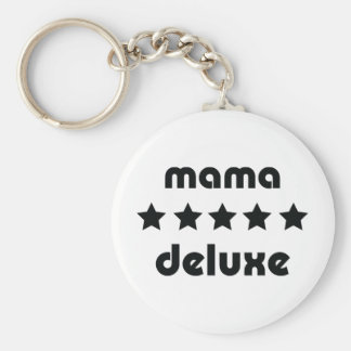 mama deluxe icon keychain