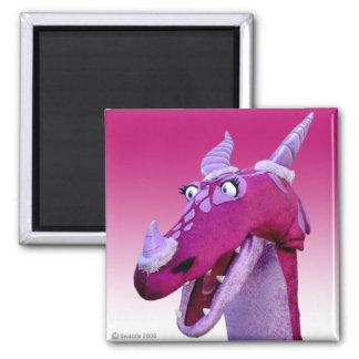 Mamá Dragon Magnet Iman De Nevera