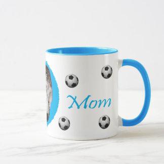 Mamá Drinkware del fútbol