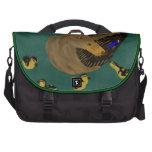 Mamá Duck Laptop Bag Bolsa De Ordenador