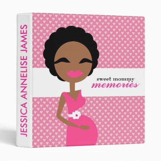 mamá embarazada 311-Sweet - étnica