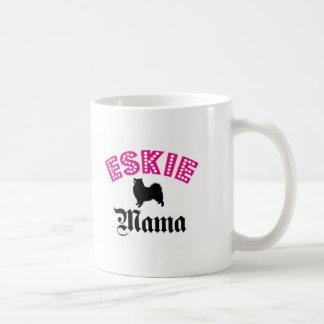 Mamá esquimal americana taza de café