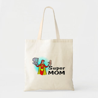 Mamá estupenda (corporativa) bolsa