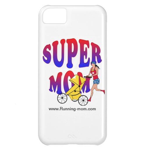 Mamá estupenda IPhone Funda Para iPhone 5C