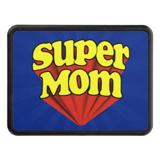 Mamá estupenda roja/amarillo/el día de madre azul tapa de tráiler