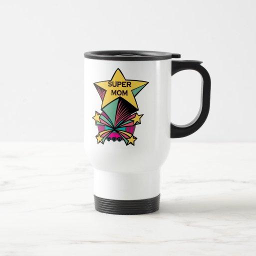 Mamá estupenda taza