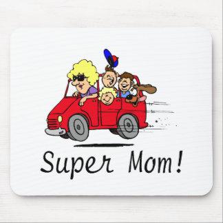 Mamá estupenda (Van) Mouse Pads