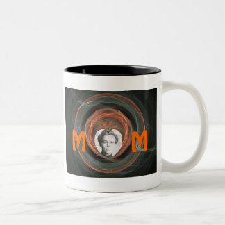 Mamá, fabricante de memorias taza de café