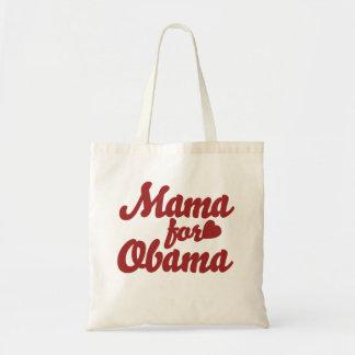 Mama for Obama Canvas Bag