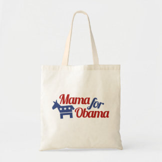 Mama for Obama Bags