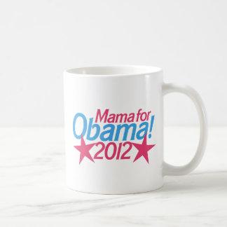 Mama for Obama` Coffee Mug