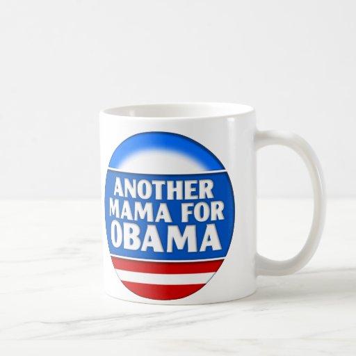 Mama for Obama Mug