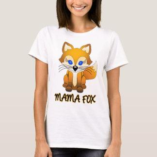 Mama Fox - Fox Family T-shirt
