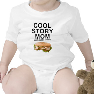 mamá fresca de la historia camisetas