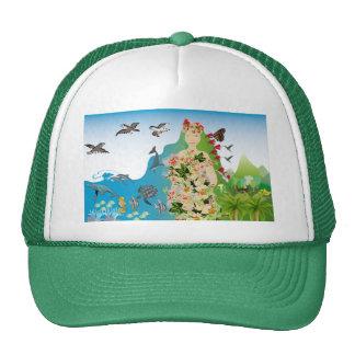 Mama Gaia hat