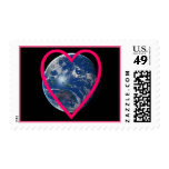 Mama Gaia postage stamp