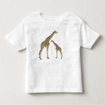 Mama Giraffe Toddler T-Shirt