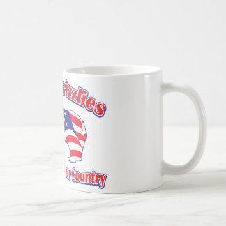 Mama-Grisáceos Taza De Café