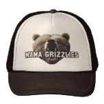 Mama Grizzlies Hats