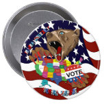 Mama-Grizzly-Button-1 Pin