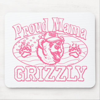 Mama Grizzly Gear for Patriotic Moms Mouse Pad