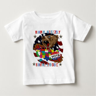 Mama-Grizzly-Going-Rogue-1 Baby T-Shirt
