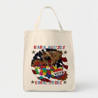 Mama-Grizzly-Going-Rogue-1 Bolsa Tela Para La Compra