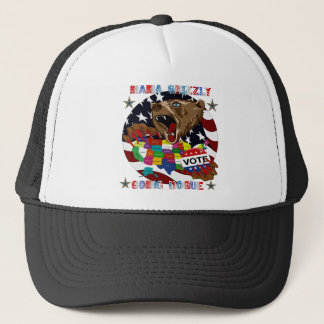 Mama-Grizzly-Going-Rogue-1 Trucker Hat
