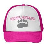 Mamá Grizzly Gorro