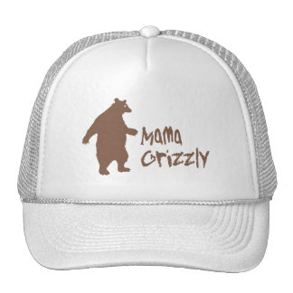 Mama Grizzly Trucker Hat