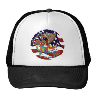 Mama-Grizzly-Hat-2 Trucker Hat