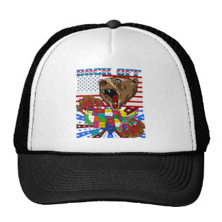Mama-Grizzly-Set-1 Trucker Hat