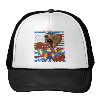 Mama-Grizzly-Set-2 Trucker Hat