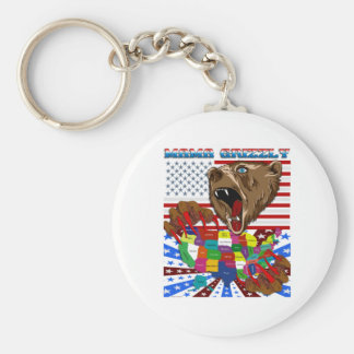 Mama-Grizzly-Set-2 Keychain