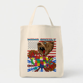 Mama-Grizzly-Set-2 Tote Bag