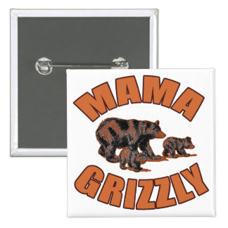 Mama Grizzly T-shirts, Hoodies, Buttons