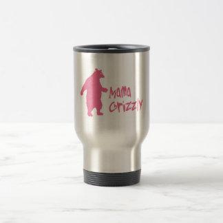 Mama Grizzly Travel Mug