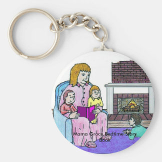 Mama Groce Bedtime Storybook Keychain