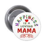 Mamá Happiness Pin