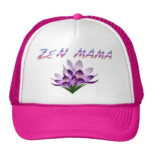 Mamá Hat del zen Gorras