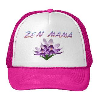Mamá Hat del zen Gorras De Camionero