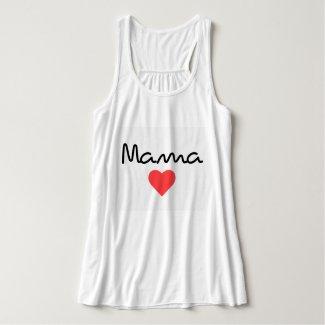 Mama Heart Tank