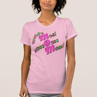 ¡Mamá impresionante! Camisetas