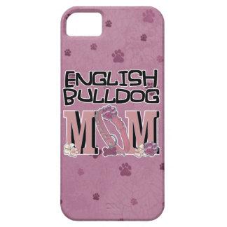 MAMÁ inglesa del dogo iPhone 5 Case-Mate Protector