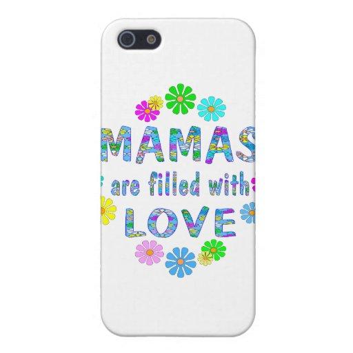 Mamá iPhone 5 Cárcasa