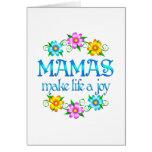 Mama Joy Greeting Card