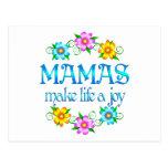 Mama Joy Postcard