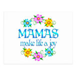 Mama Joy Postcards