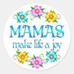 Mama Joy Stickers